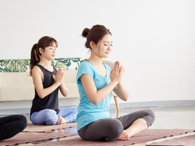 yoga kouka